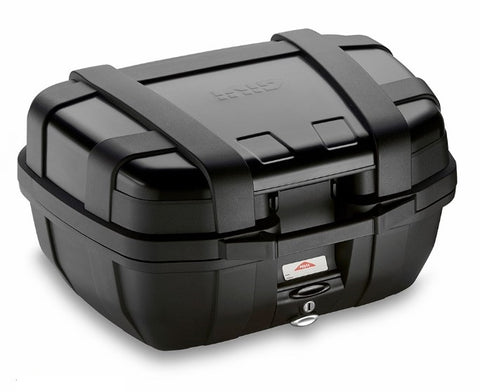 Trekker 52L Black Top Case - Givi