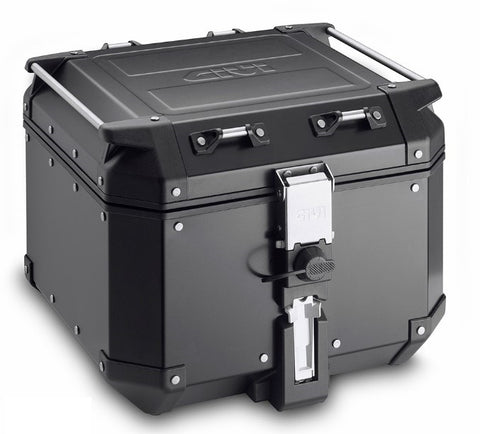 Trekker Outback 42L Black Top Case - Givi