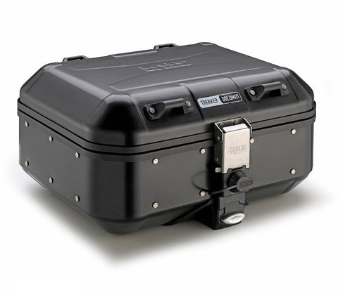 Trekker Dolomiti 30L Black Top/Side Case - Givi