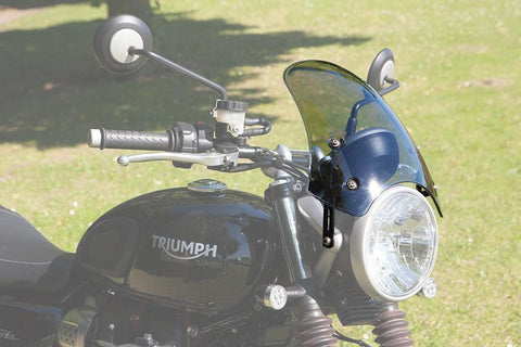 Triumph Street Twin Screen - Marlin Flyscreen