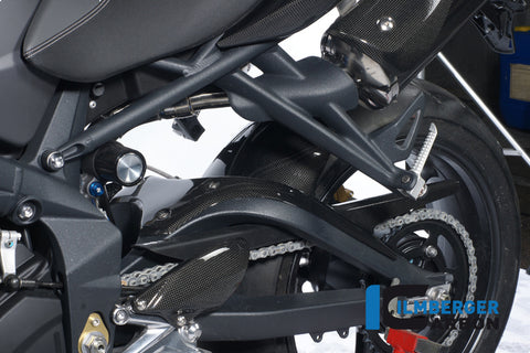 Carbon Rear Hugger for Triumph Street Triple 675 - Ilmberger Carbon