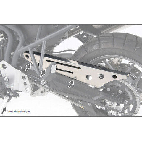 Triumph Tiger 800 Series Chain protection Hepco Becker