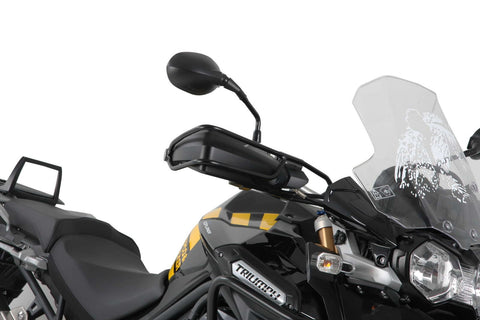 Triumph Tiger Explorer 1200 Hand Guard set Hepco Becker - Bike 'N' Biker