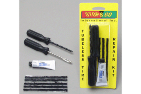Tubeless Tyre Puncture Repair Kit - Stop & Go - Bike 'N' Biker