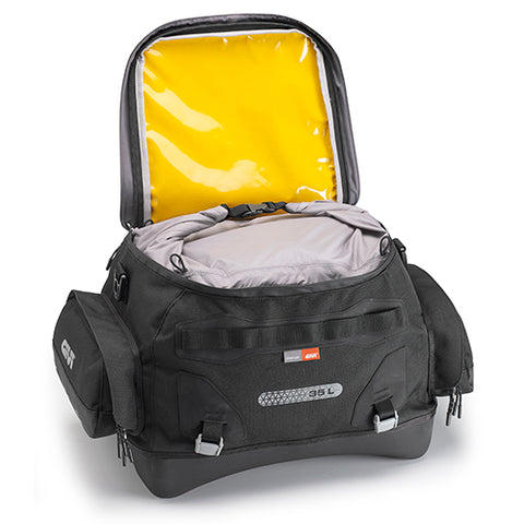 UT805 Cargo Bag for Both Saddle and Luggage Rack, 35 Litres - Givi