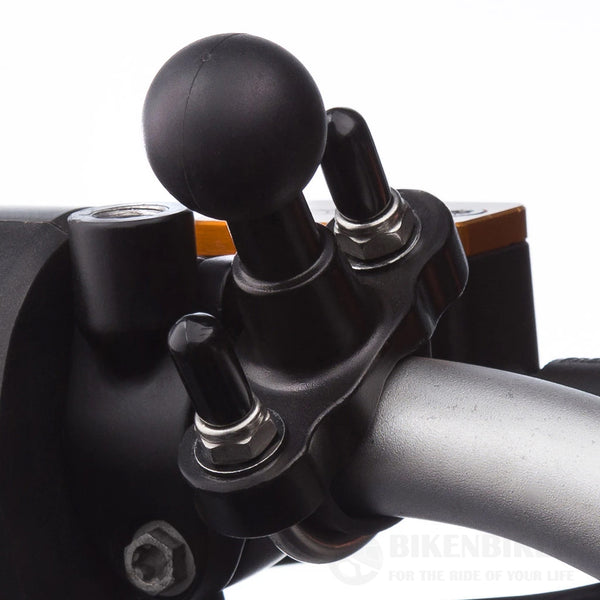 U-Bolt Handlebar Mount With 3 Prong Attachment - Ultimateaddons