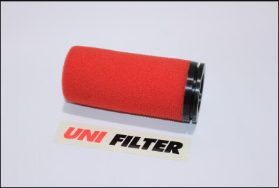 Unifilter Pre-filter for Triumph Tiger 800 XCX & XRX 2015-16 - Bike 'N' Biker