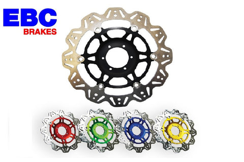 Harley-Davidson Iron 883 EBC Black Chrome Rotors EBC Brakes