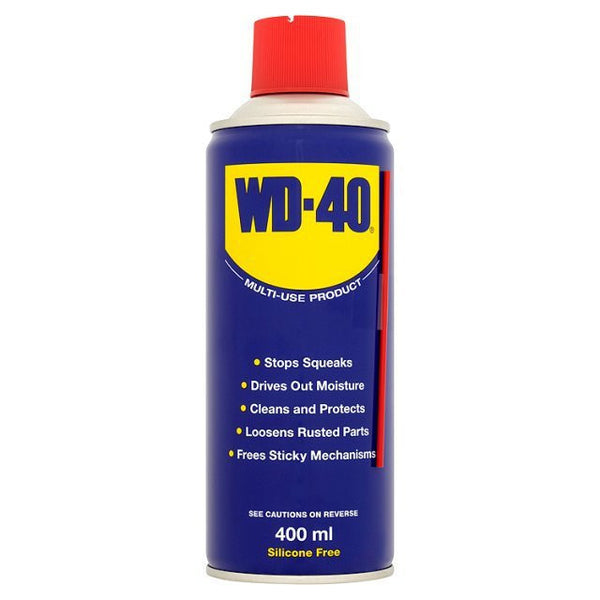 WD 40 400ml for maintainance - Bike 'N' Biker