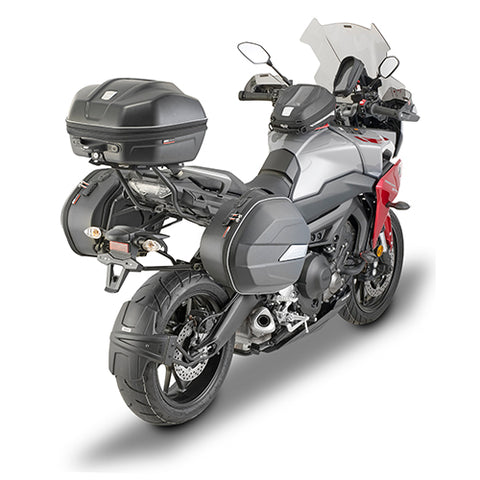 WL900 Weightless Pair of Semi-Rigid Side Bags, 25 Ltr - Givi