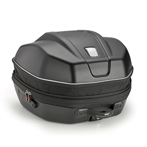 WL901 Weightless Semi-Rigid Case, Expandable from 29-34 Ltr - Givi