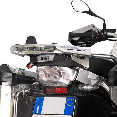 XS5112R Specific Tool Bag, Designed to be Mounted Under Original Rear Rack of the BMW R1200GSA (14 > 18)/ BMW R1250GSA - Givi