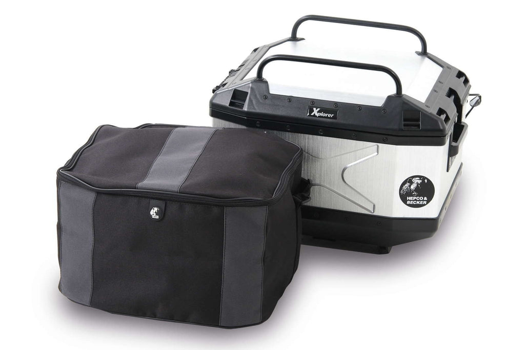 Top case Inner bag for Xplorer Series by Hepco Becker - Bike 'N' Biker
