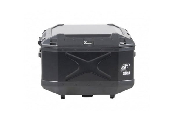 Top case 45L Xplorer Series Black - Bike 'N' Biker