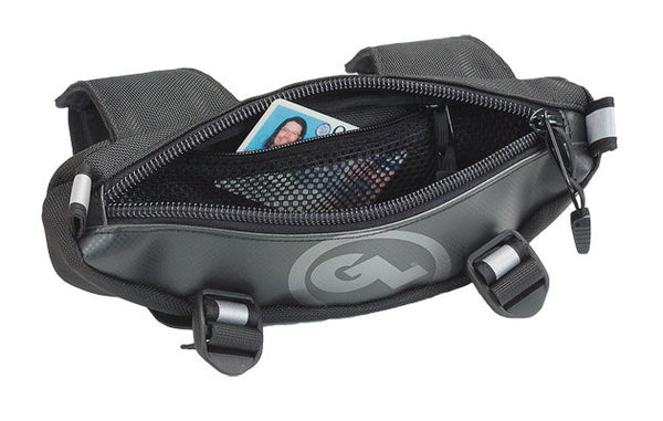 Handlebar Bag - Zigzag by GiantLoop