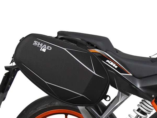 SHAD Side Bag Holder - KTM Duke 200/390 (2013-2016)