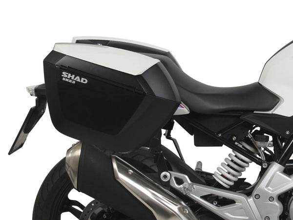 SHAD 3P System Fitting - BMW G310GS/G310R