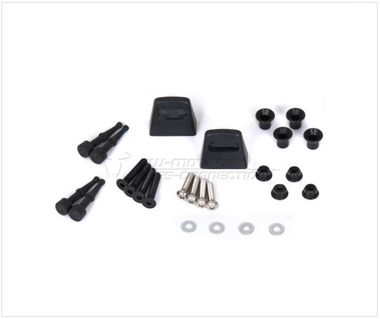 Adapter kit for EVO carrier (Pair) for AERO ABS side cases SW-Motech - Bike 'N' Biker