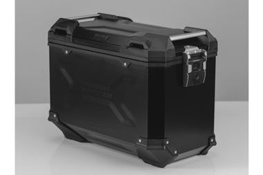 TRAX ADV Side case Aluminium 45 L Black - SW-Motech
