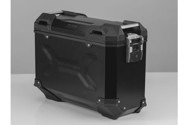 TRAX ADV Side case Aluminium 37 L Black - SW-Motech