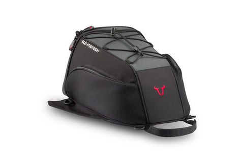 EVO Slipstream tail bag 13L Ballistic Nylon Black/Grey - SW-Motech