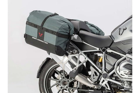 Dakar Saddlebags for Side Carrier Mounting