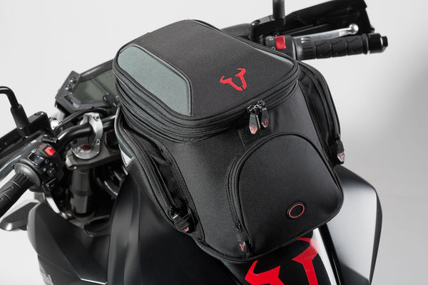 11-15L Quick Lock EVO City Tank Bag - SW-Motech - Bike 'N' Biker