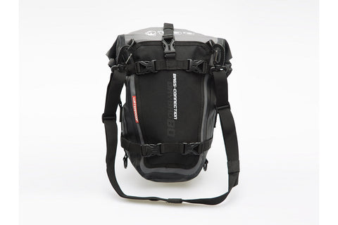 Drybag 80 tail bag 8L Grey/Black