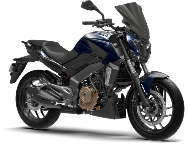 Bajaj Dominar 400 Windscreen - Lluvia