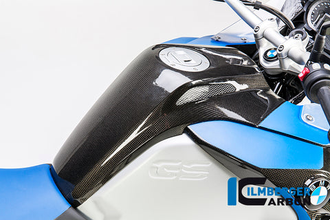 Carbon Center Tank Panel for BMW R1200GS Adventure(2014+)  - Ilmberger Carbon