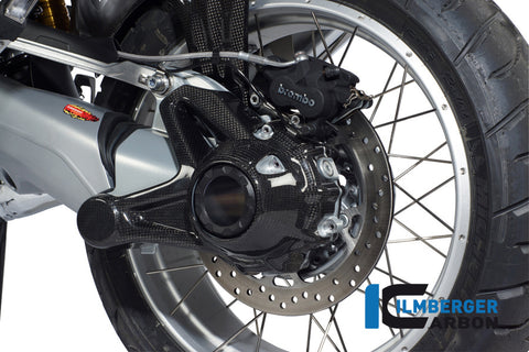 Carbon Bevel Drive Housing Protector for BMW R1200GS/Adventure LC - Ilmberger Carbon
