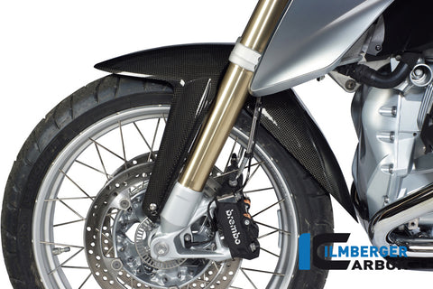 Carbon Front Mudguard for BMW R1200GS/Adventure LC (2013-17) - Ilmberger Carbon