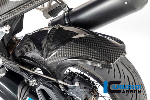 Carbon Rear Fender for BMW R1200GS/Adventure LC - Ilmberger Carbon