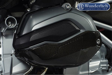 BMW R1200GS Protection - Valve Cover ( Carbon) - Bike 'N' Biker