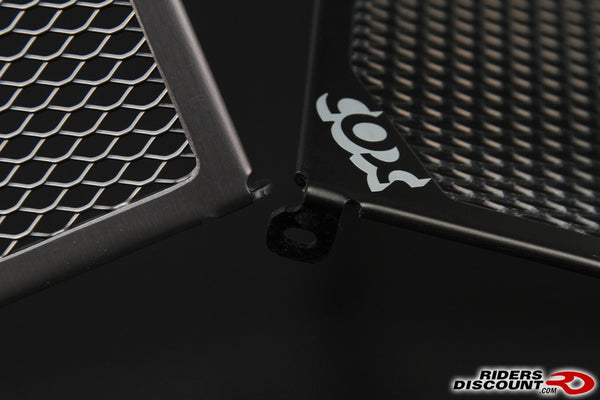 Kawasaki Z900 Radiator Guard - Bike 'N' Biker