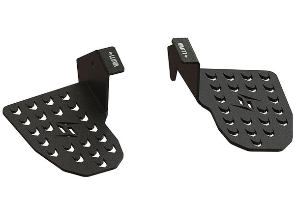 Pillion Footrest – Dominar - Lluvia