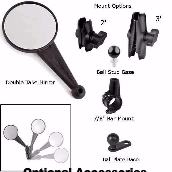Doubletake Enduro Mirror (Set)