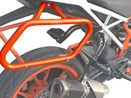 Zana KTM Duke 250 / 390 Saddle Stays (2019+)