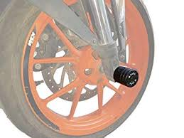Front Fork Sliders for KTM Duke 250 / 390 (2017 +) - Zana