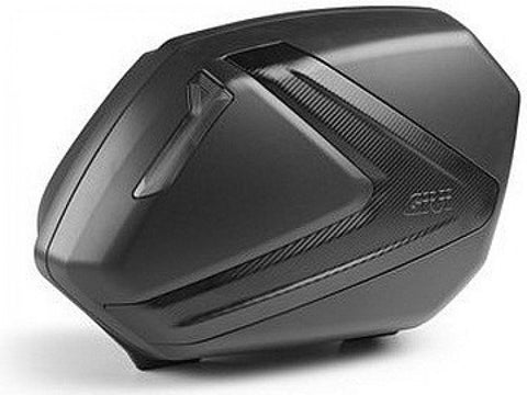 V37NNT Pair of Side Cases, Black - Givi