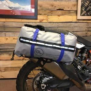 Giant Loop Pannier Mounts for Soft Luggage