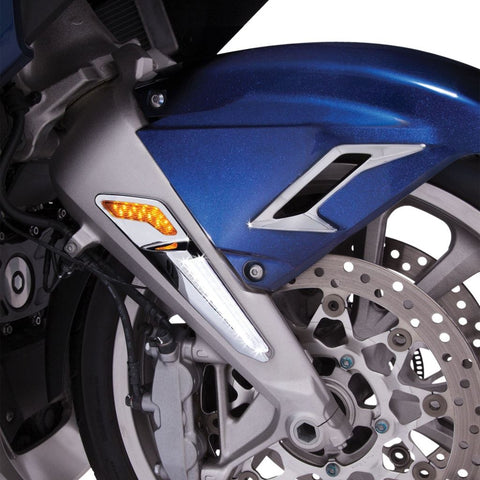 LED Fork Mounted NAV Lights - Honda Goldwing - Ciro Goldstrike