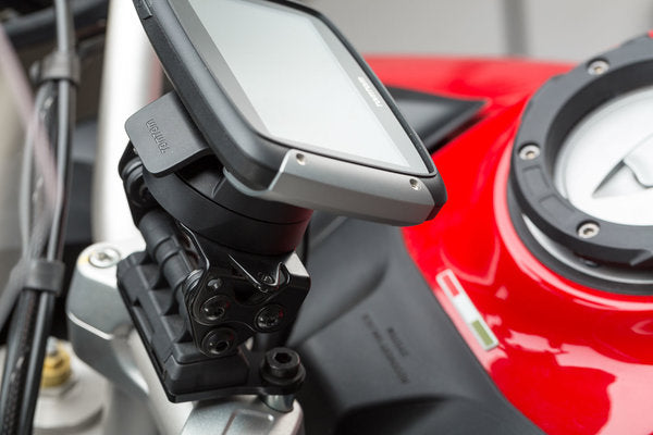 Quick-Lock GPS Mount for Ducati - SW-Motech