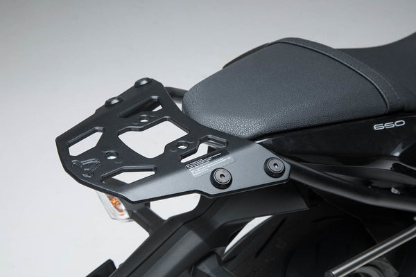 ALU Rack for Kawasaki Z650/Ninja 650 2017+ - SW-Motech