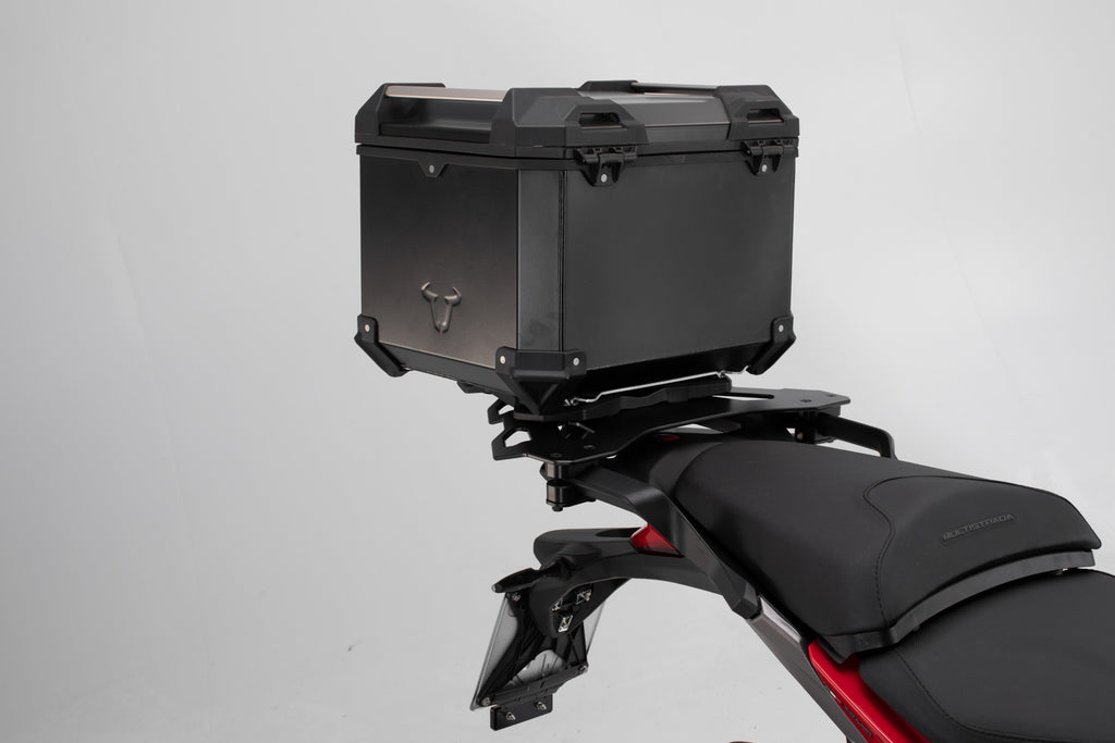 TRAX ADV top case system for Ducati Multistrada 1200 Enduro(16-)/Multistrada 950(16-)/Multistrada 1260 (18-)