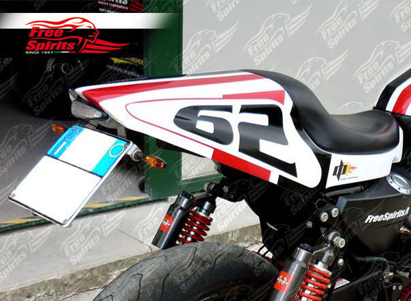 HD XR1200 Fibreglass for Oem Seat - PREORDER - Bike 'N' Biker