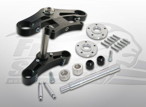 "HD Sportster ""Cafè racer"" Triple Clamps - Freespirits"