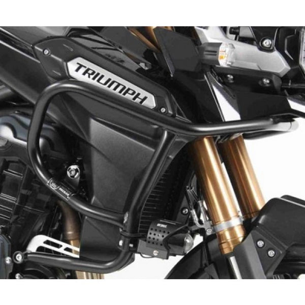 Triumph Tiger Explorer 1200 Engine protection bar Hepco Becker