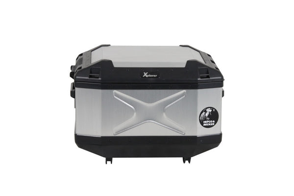 Top case 45L Xplorer Series Aluminium - Bike 'N' Biker