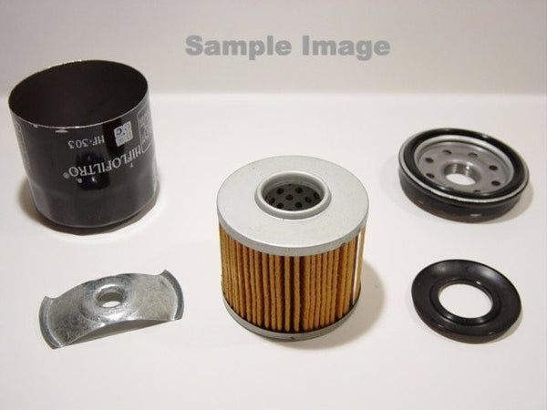Kawasaki Ninja 650 Spares - Oil Filter by HI FLO - Bike 'N' Biker